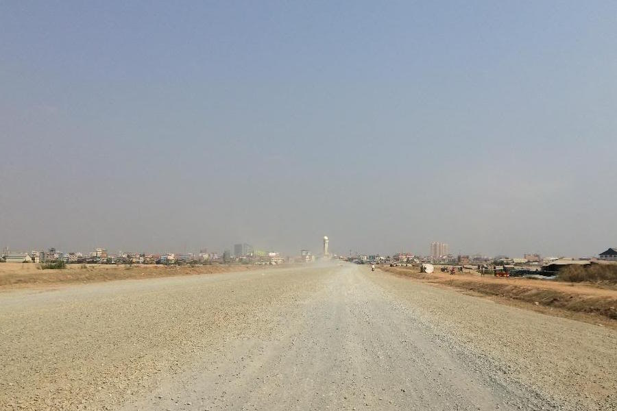 Long-awaited Hun Sen Boulevard slated for completion in mid-2016