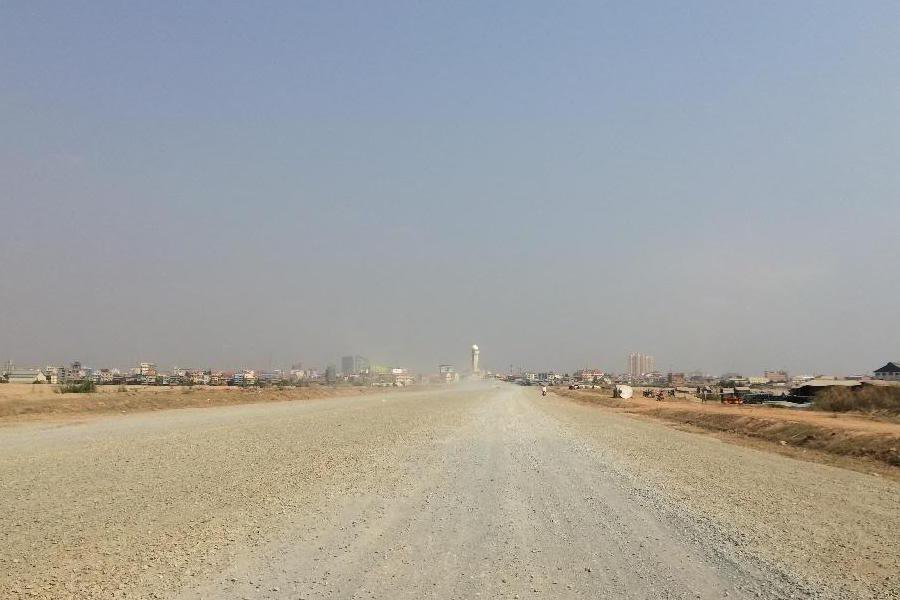 Long-awaited Hun Sen Boulevard slated for completion in mid-2016