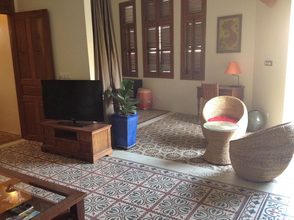Colonial Studio Apartment in Wat Phnom | Phnom Penh