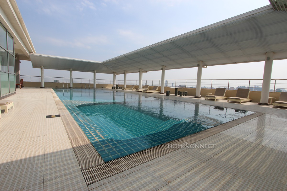 Luxurious 2 bedroom apartment in Toul Kork