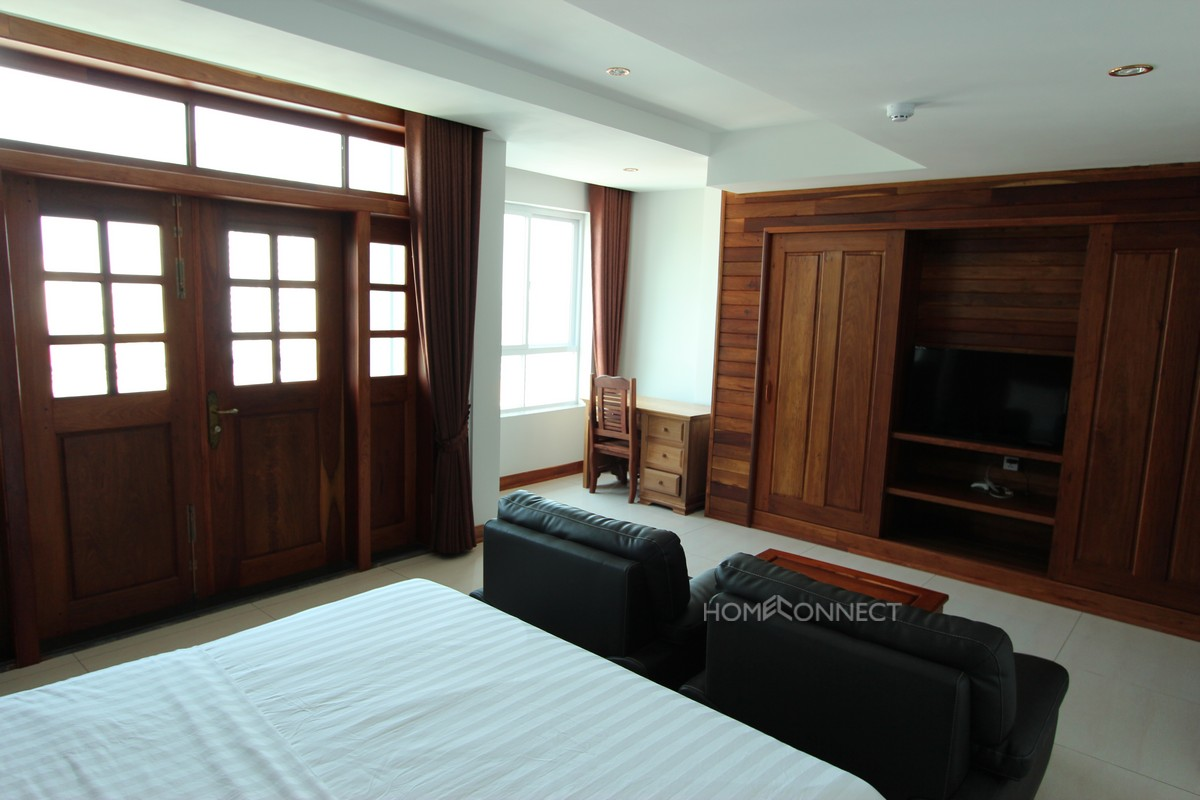 Modern Studio Apartment in BKK3