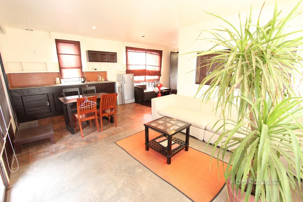Centrally located 1 bedroom apartment in BKK1   Phnom Penh