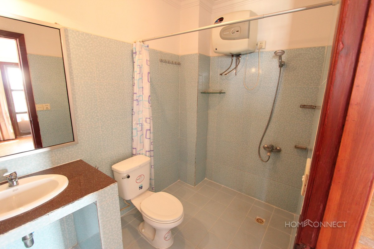 Large Apartment Close to the Russian Market | Phnom Penh