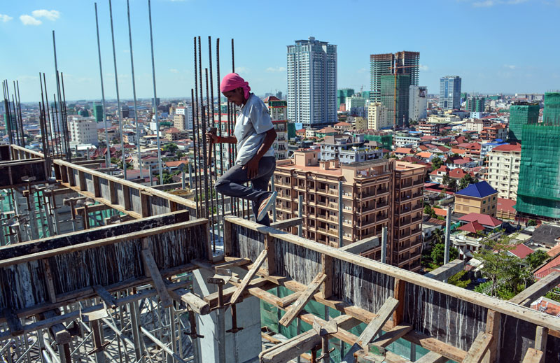 Construction Law May Be Enacted by Mid-year: Gov't Advisor
