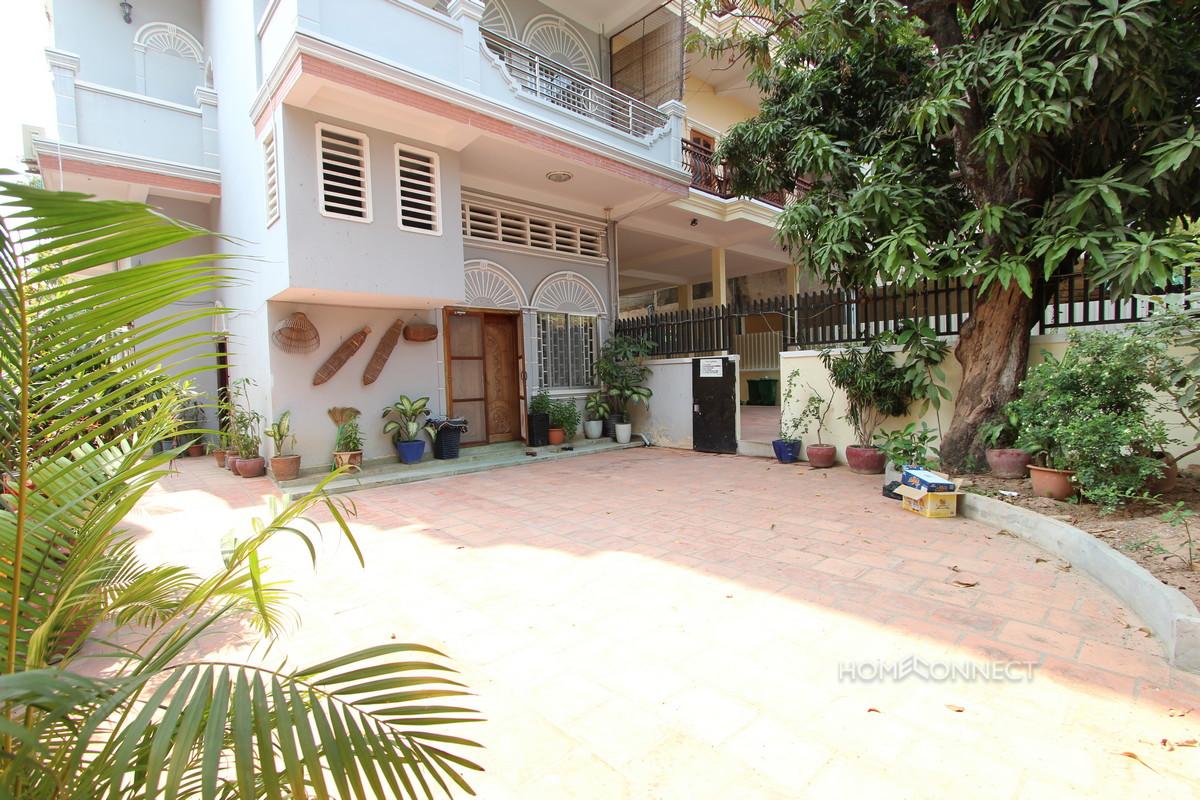 Quiet Townhouse in Leafy Tonle Bassac | Phnom Penh