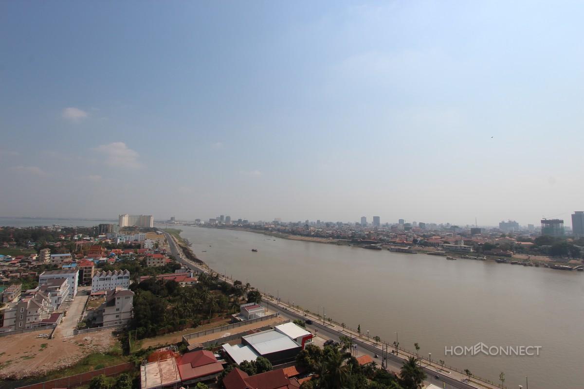 Beautiful 3 Bedroom Duplex in Chroy Chungva   Phnom Penh