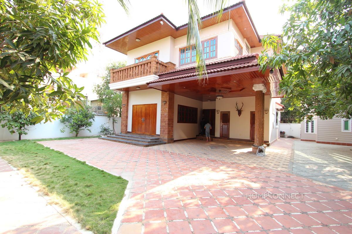 Small Family Villa in Toul Kork | Phnom Penh