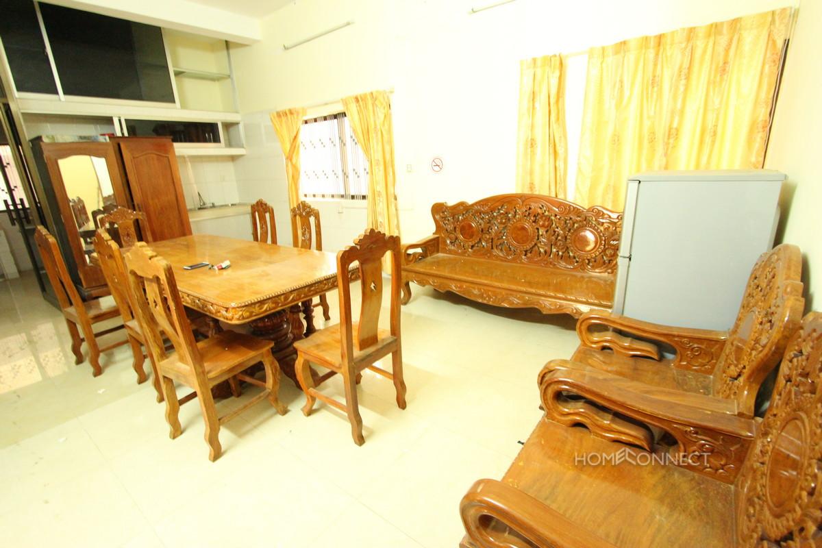 Large 4 Bedroom Villa South of the Russian Market | Phnom Penh