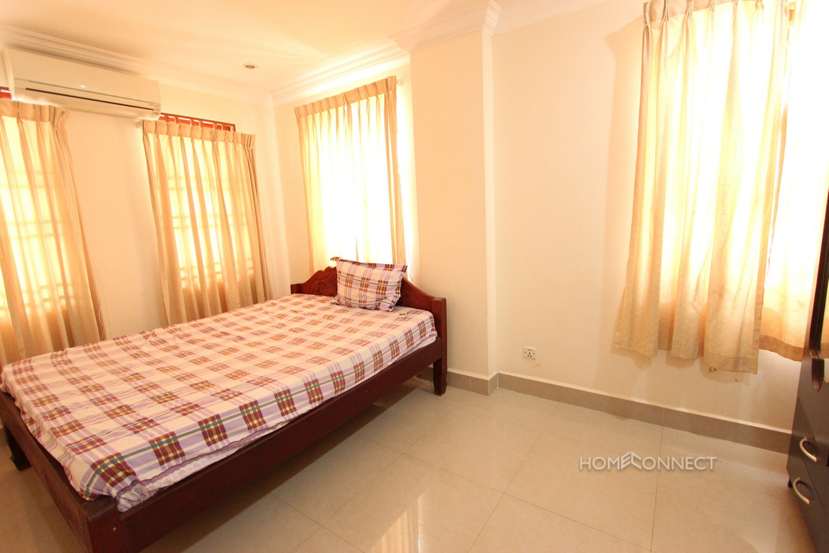 Cosy 1 Bedroom Apartment Near the Russian Market | Phnom Penh