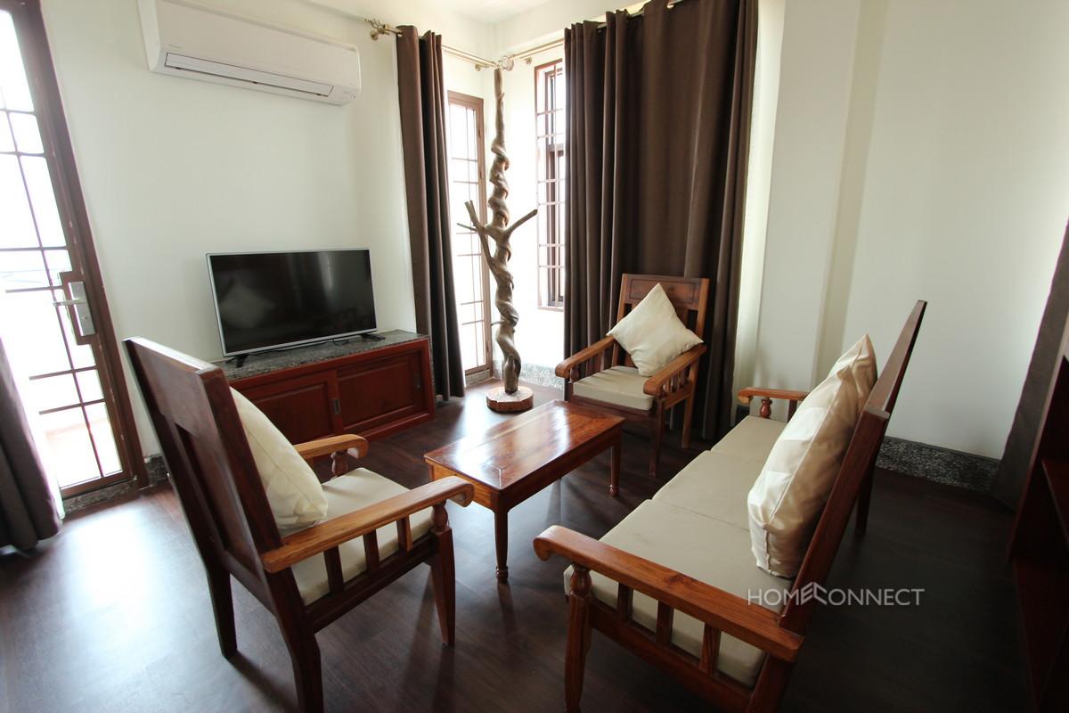 Fabulous 2 Bedroom Penthouse in BKK2   Phnom Penh