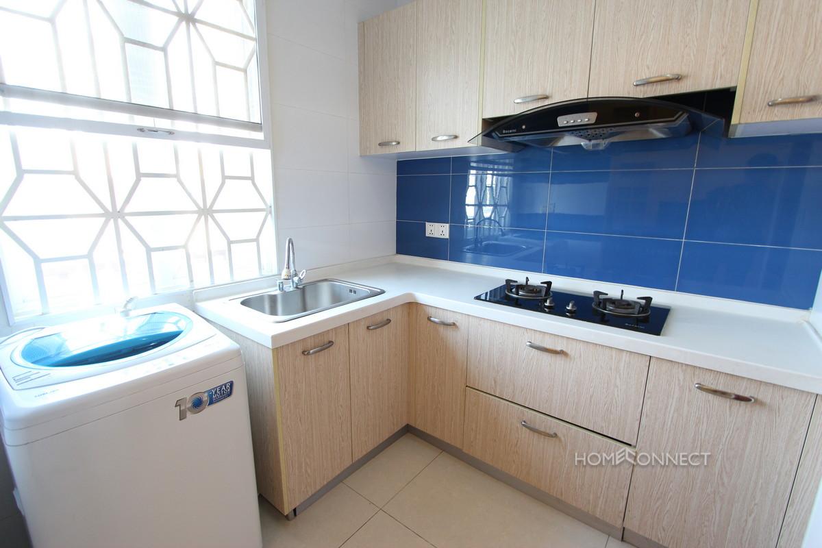 Contemporary 1 Bedroom Apartment in the Russian Market Area | Phnom Penh