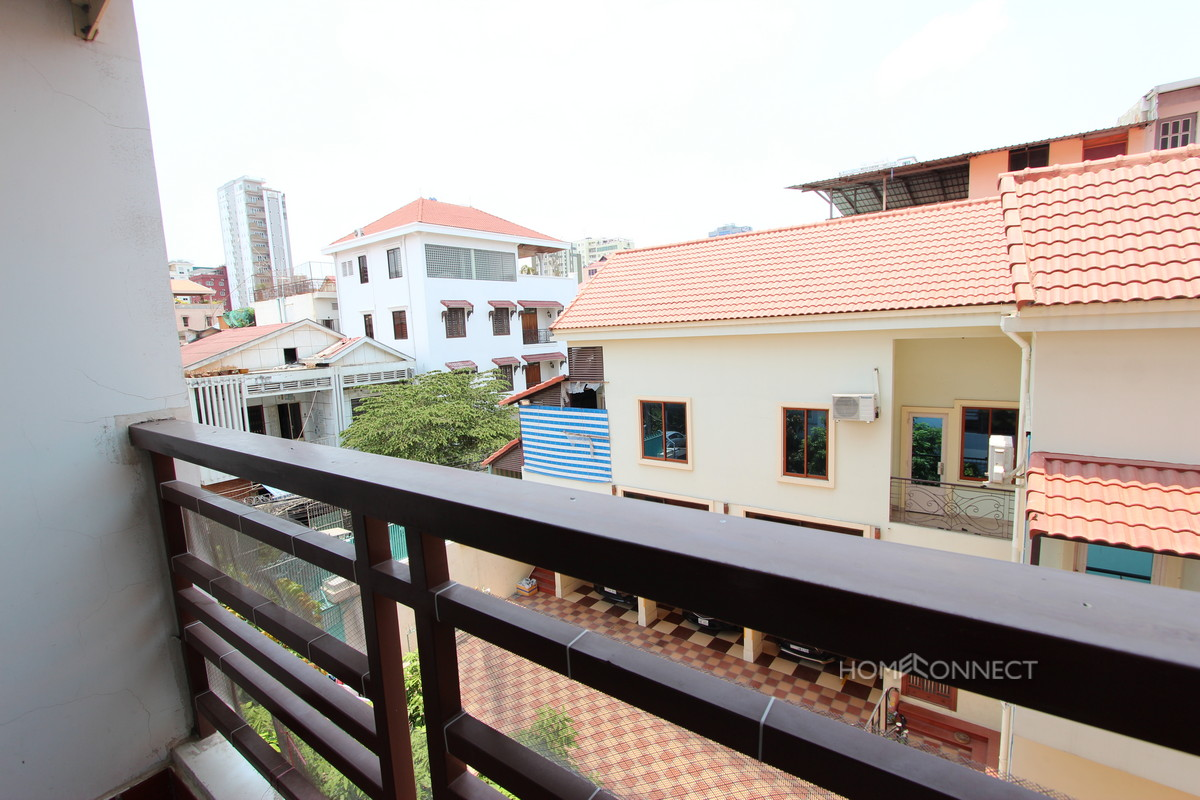 Conveniently Located Apartment in the Heart of Town | Phnom Penh