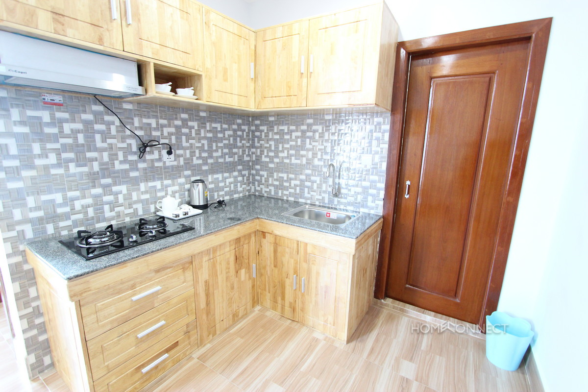 Budget 1 Bedroom Apartment Near the Russian Market | Phnom Penh