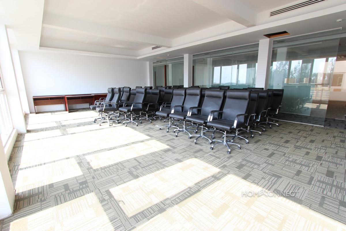 Open Plan Office Space in Tonle Bassac | Phnom Penh