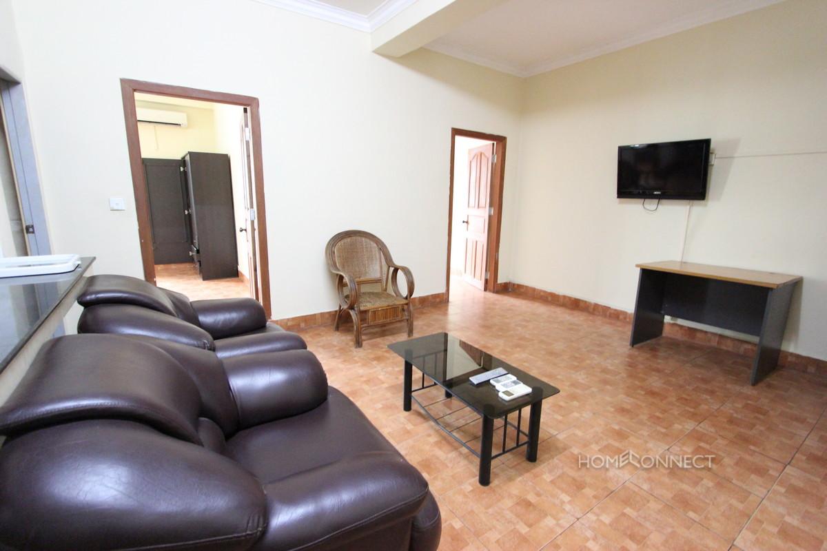 Secure 2 Bedroom Apartment Close to Russian Market | Phnom Penh