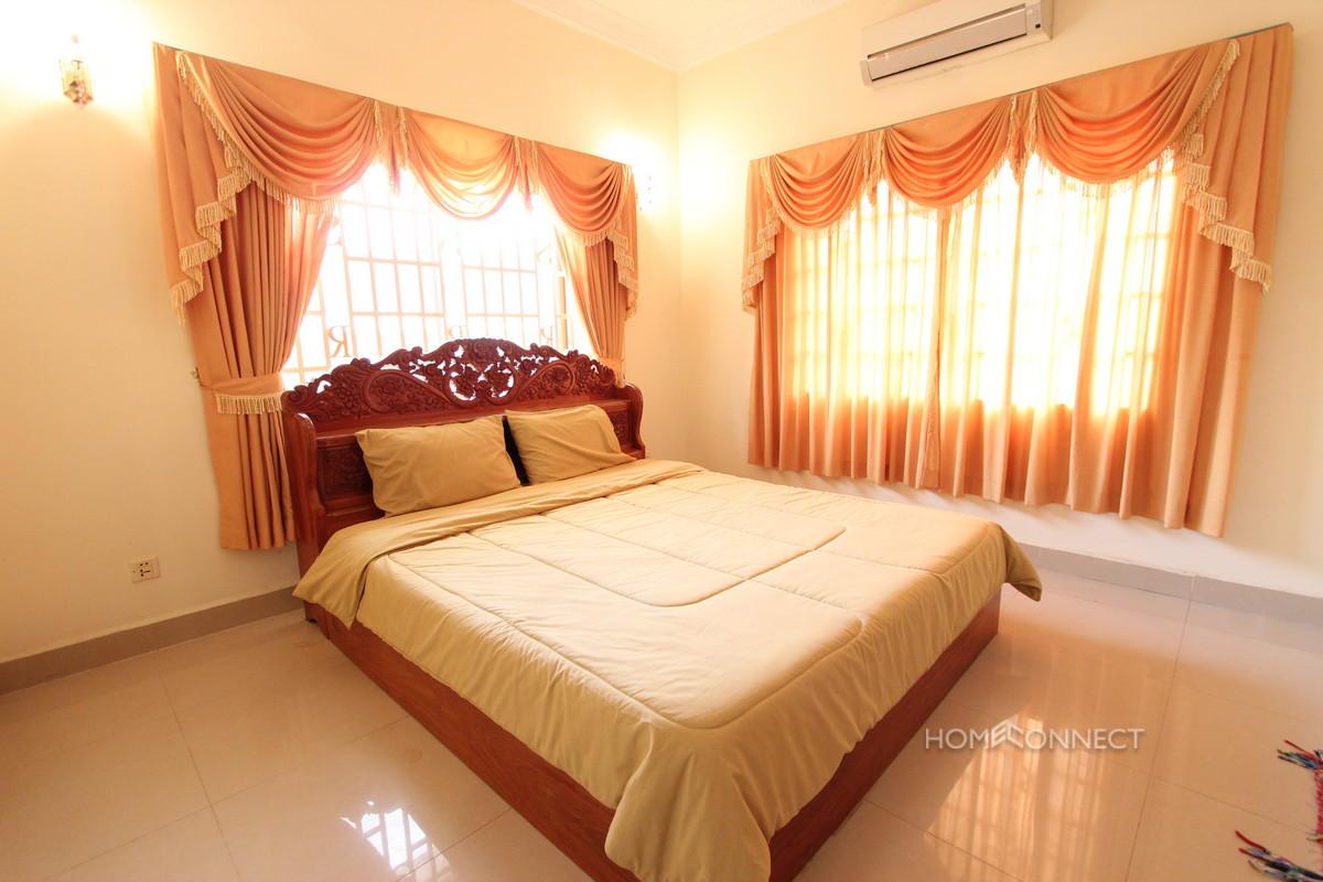 Pleasant Villa on a Quiet Street in Tonle Bassac | Phnom Penh