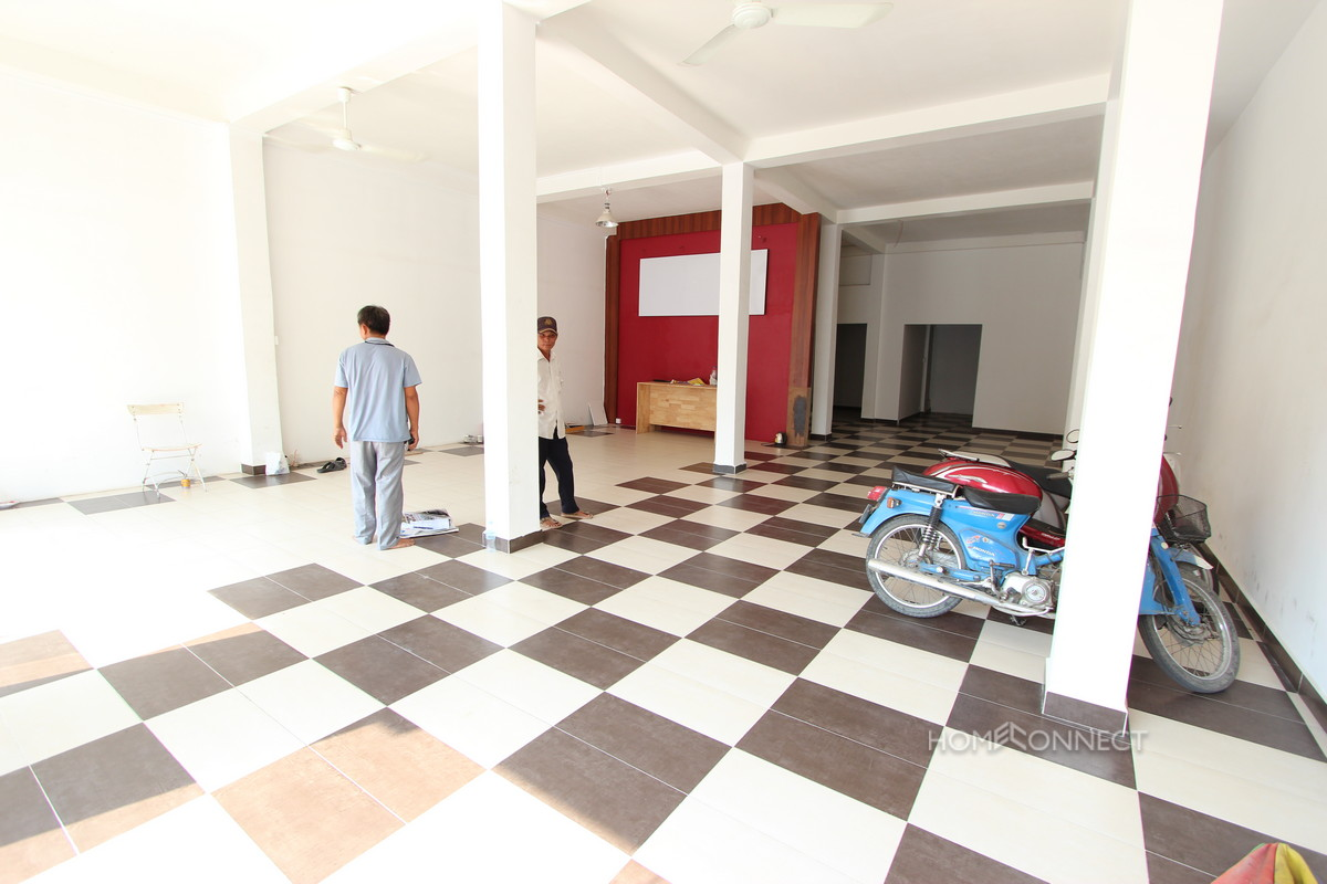Office/Retail Space Near the Independence Monument | Phnom Penh