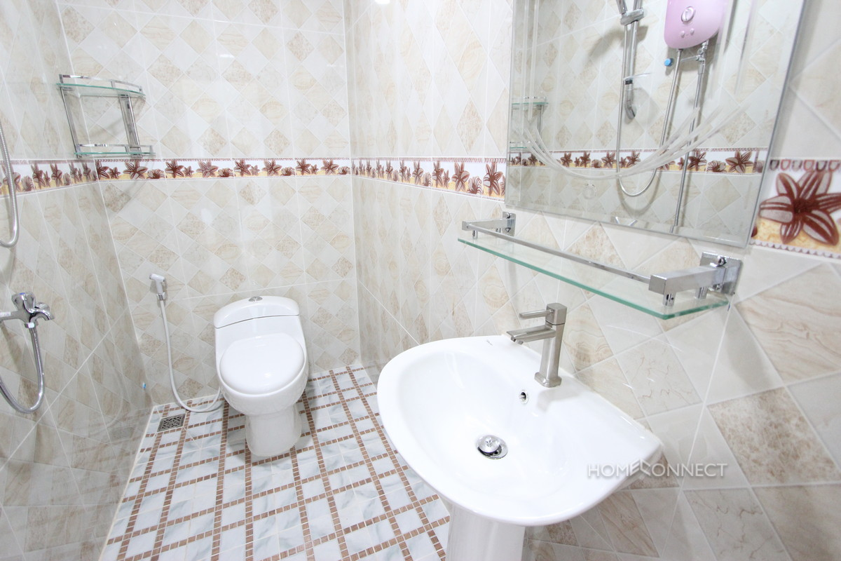 Newly finished Modern 2 Bedroom Apartment Beside Russian Market | Phnom Penh