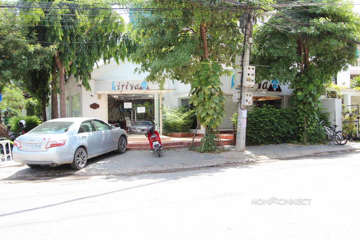 Corner Shopfront Property in the Heart of BKK1   Phnom Penh