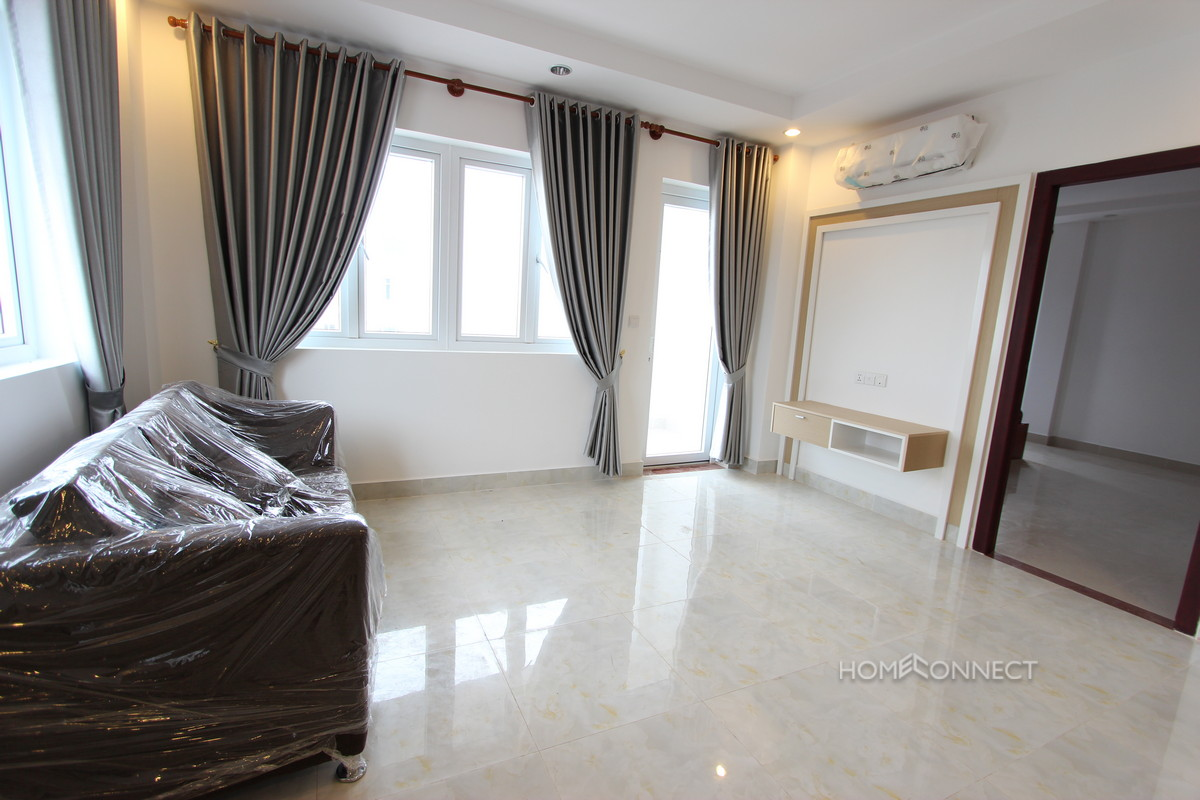 New Spacious 1 Bedroom Apartment Near the Olympic Stadium | Phnom Penh