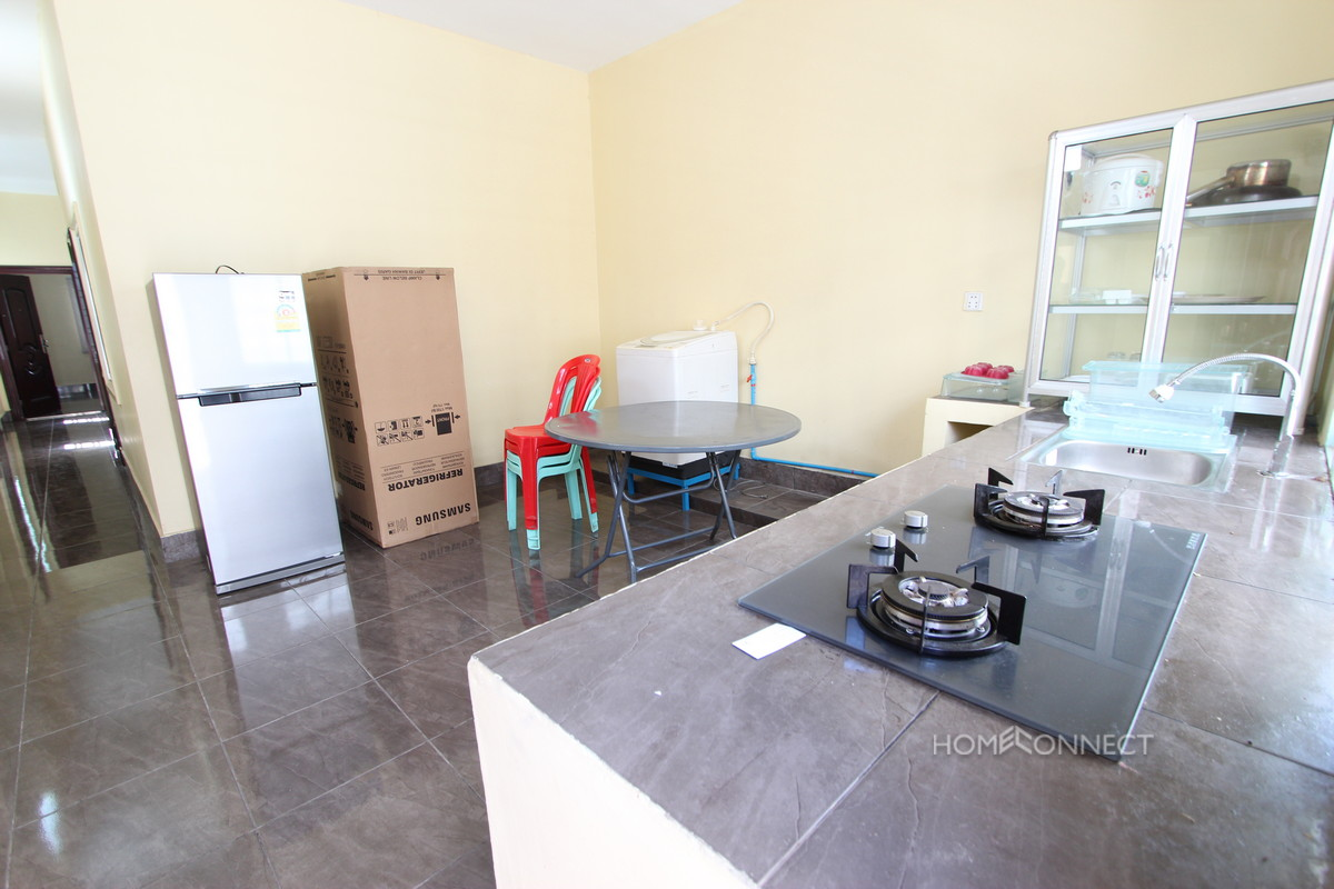Budget 2 Bedroom Apartment in Toul Tom Poung | Phnom Penh Real Estate