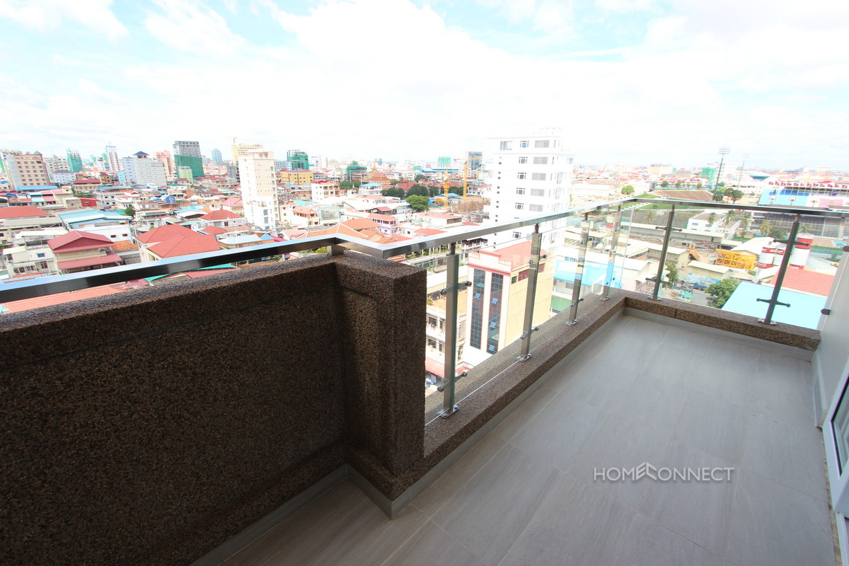 Western Style2 Bedroom Apartment Near Olympic Stadium | Phnom Penh Real Estate