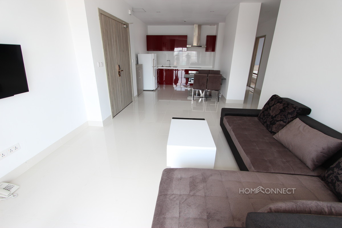 Beautiful 2 Bedroom Apartment Near The Russian Market | Phnom Penh Real Estate