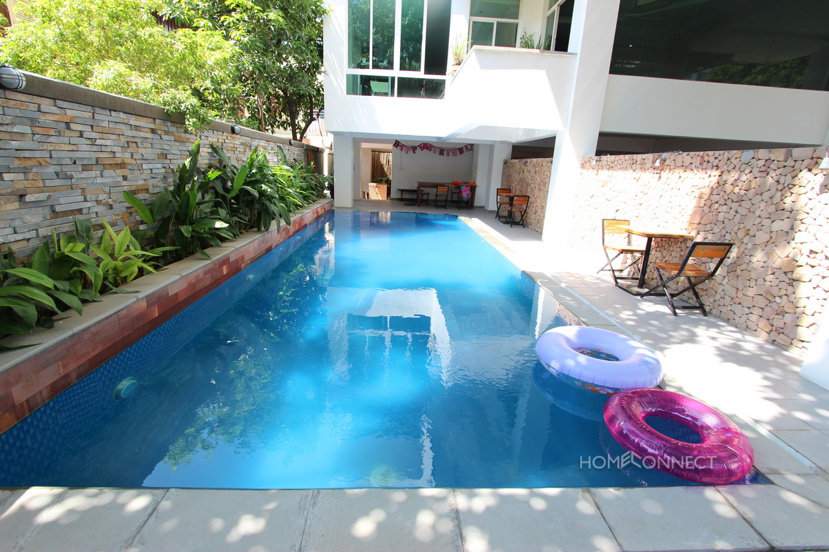 Modern 1 Bedroom Apartment In The Heart Of BKK1 | Phnom Penh Real Estate