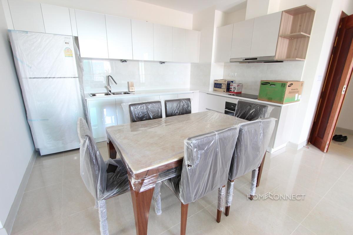 Modern 2 Bedroom Fully Serviced Apartment in BKK3 | Phnom Penh Real Estate