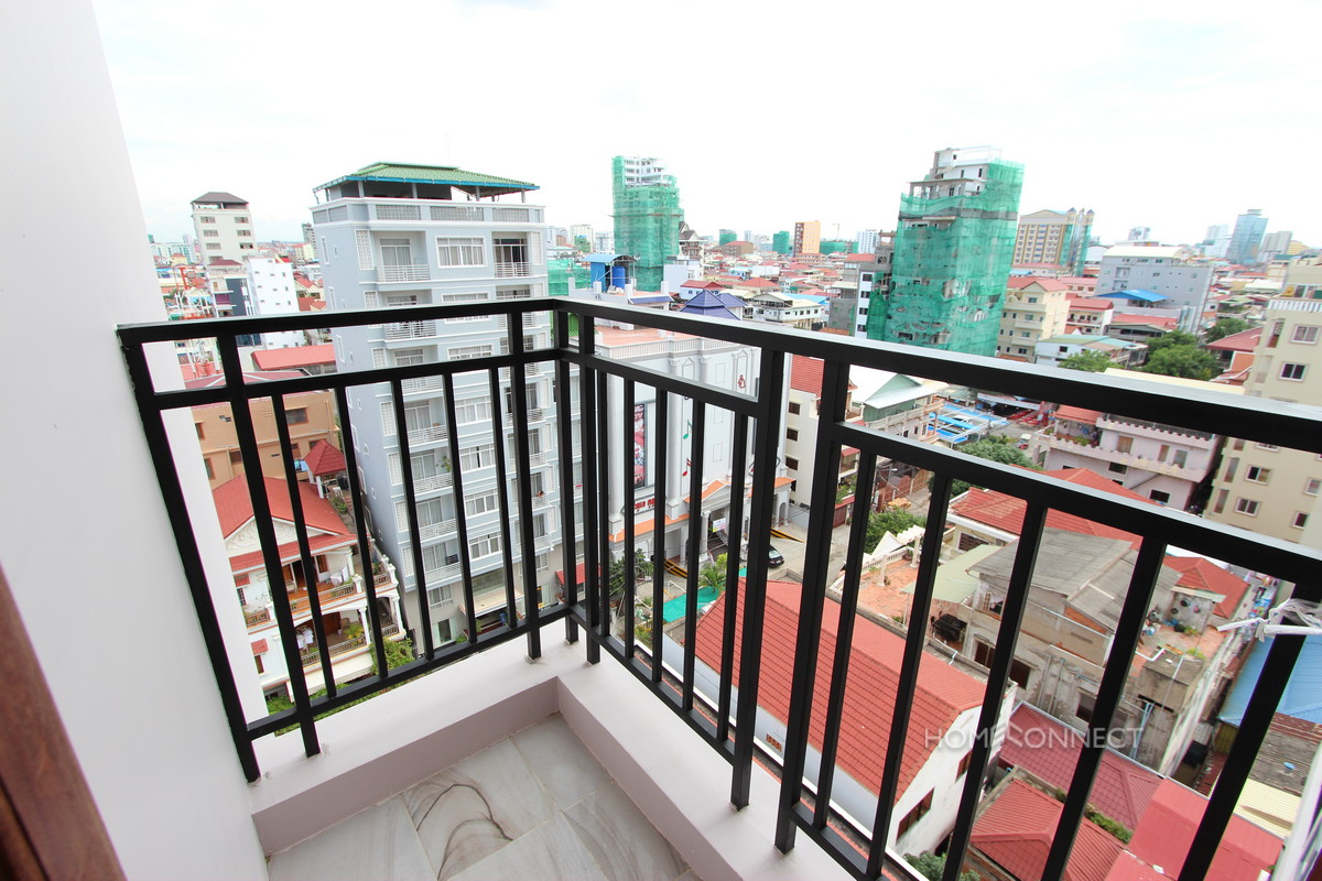 Modern 3 Bedroom Fully Serviced Apartment in BKK3 | Phnom Penh Real Estate