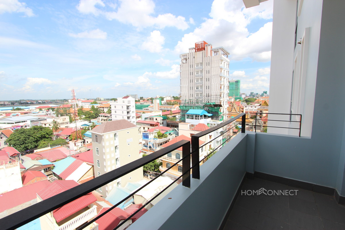 Large 3 Bedroom Apartment in Wat Phnom | Phnom Penh Real Estate