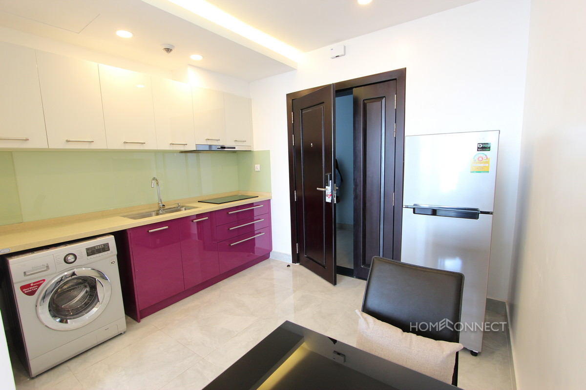 Studio Apartment Near the Historic Wat Phnom | Phnom Penh Real Estate