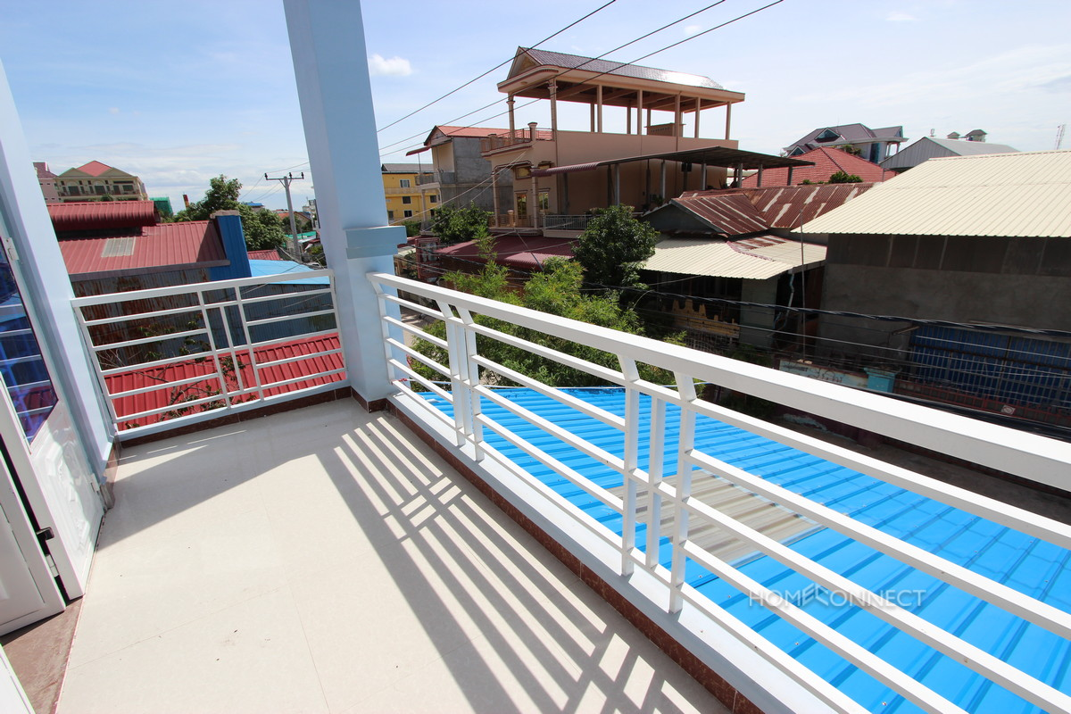 Newly Constructed Townhouse Near the Russian Market | Phnom Penh Real Estate