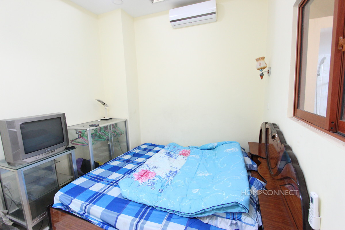 Ground Floor Apartment Available Now in BKK2 | Phnom Penh Real Estate