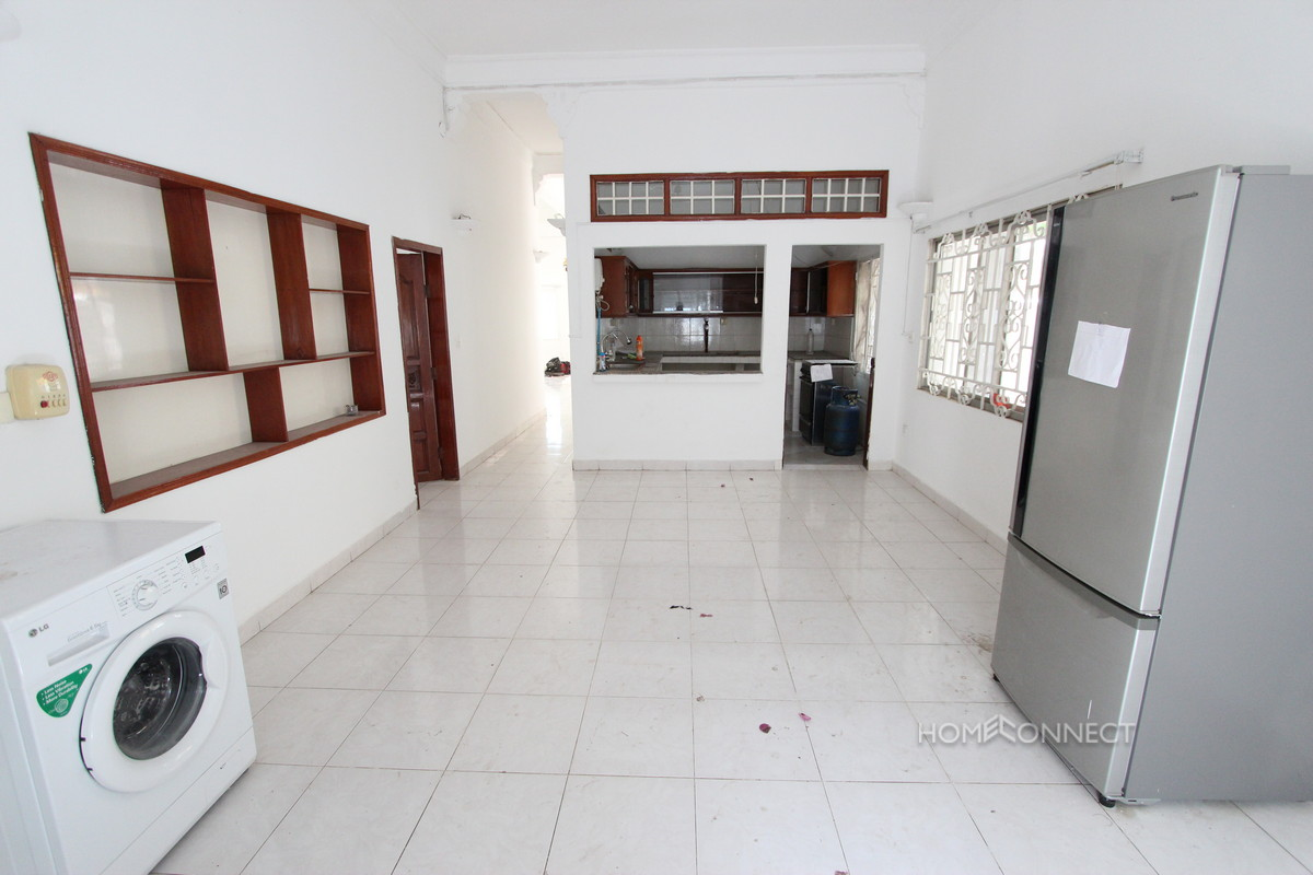 Renovated Villa in Tonle Bassac | Phnom Penh Real Estate