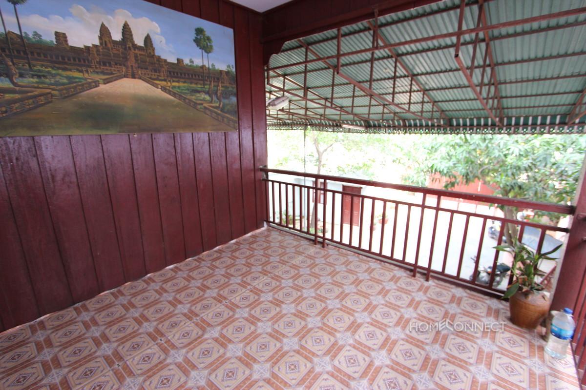 Traditional Small Villa in Boeung Tumpun | Phnom Penh Real Estate