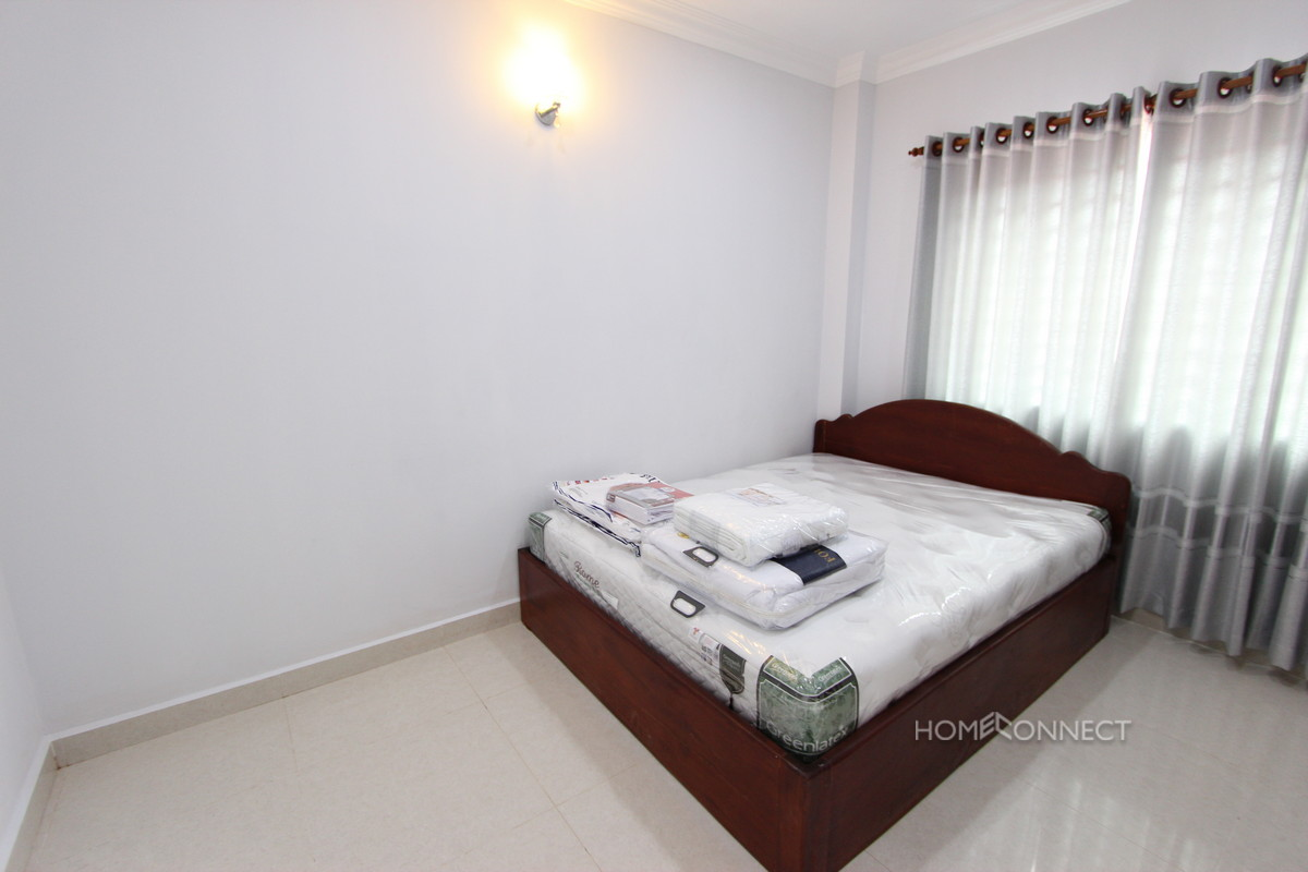 Secure and Modern Apartment in Tonle Bassac | Phnom Penh Real Estate