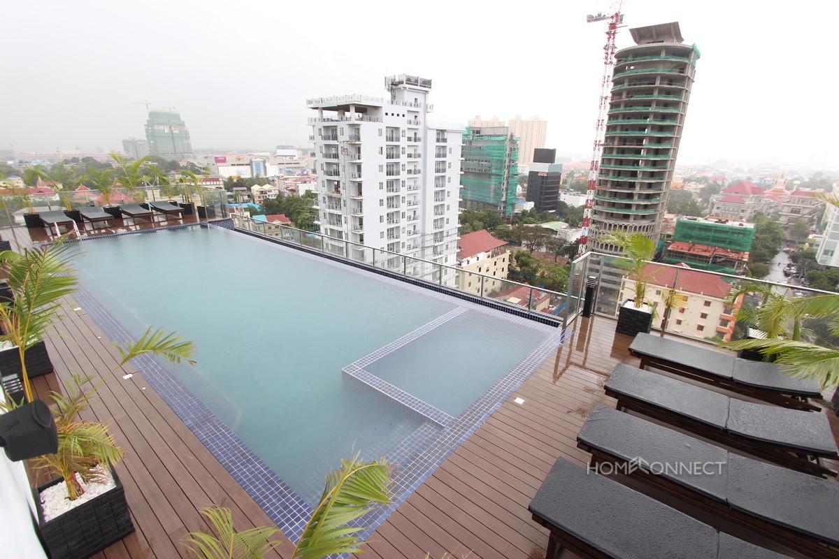 Luxurious 2 Bedroom Apartment in BKK1 | Phnom Penh Real Estate