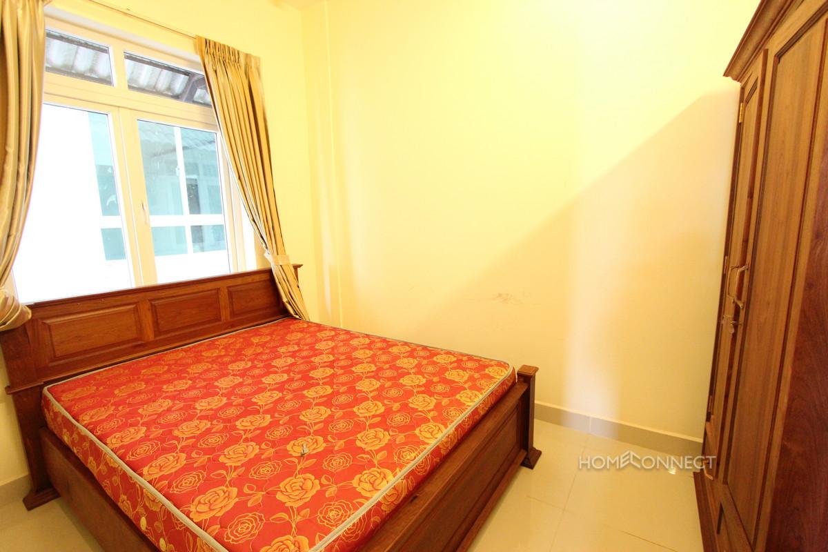 Pleasant 1 Bedroom Apartment in BKK3 | Phnom Penh Real Estate