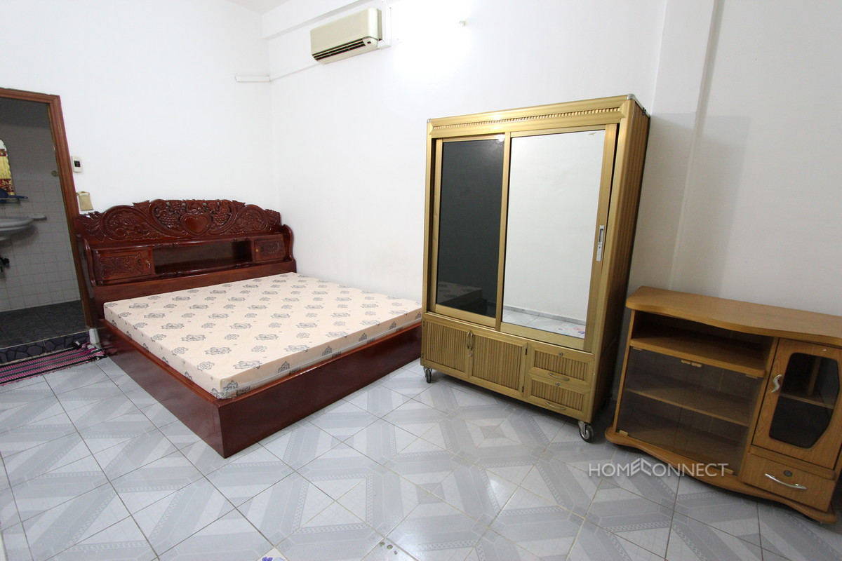 Compact 1 Bedroom Apartment in BKK1 | Phnom Penh Real Estate