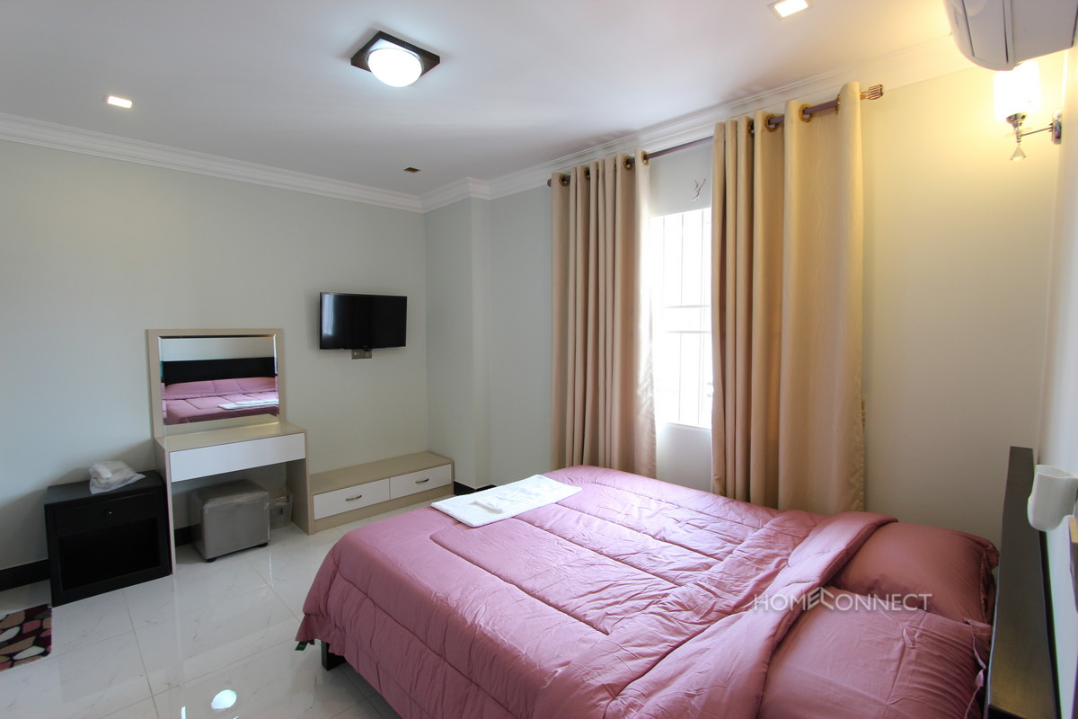New 2 Bedroom Western Apartment Located In BKK2 | Phnom Penh Real Estate
