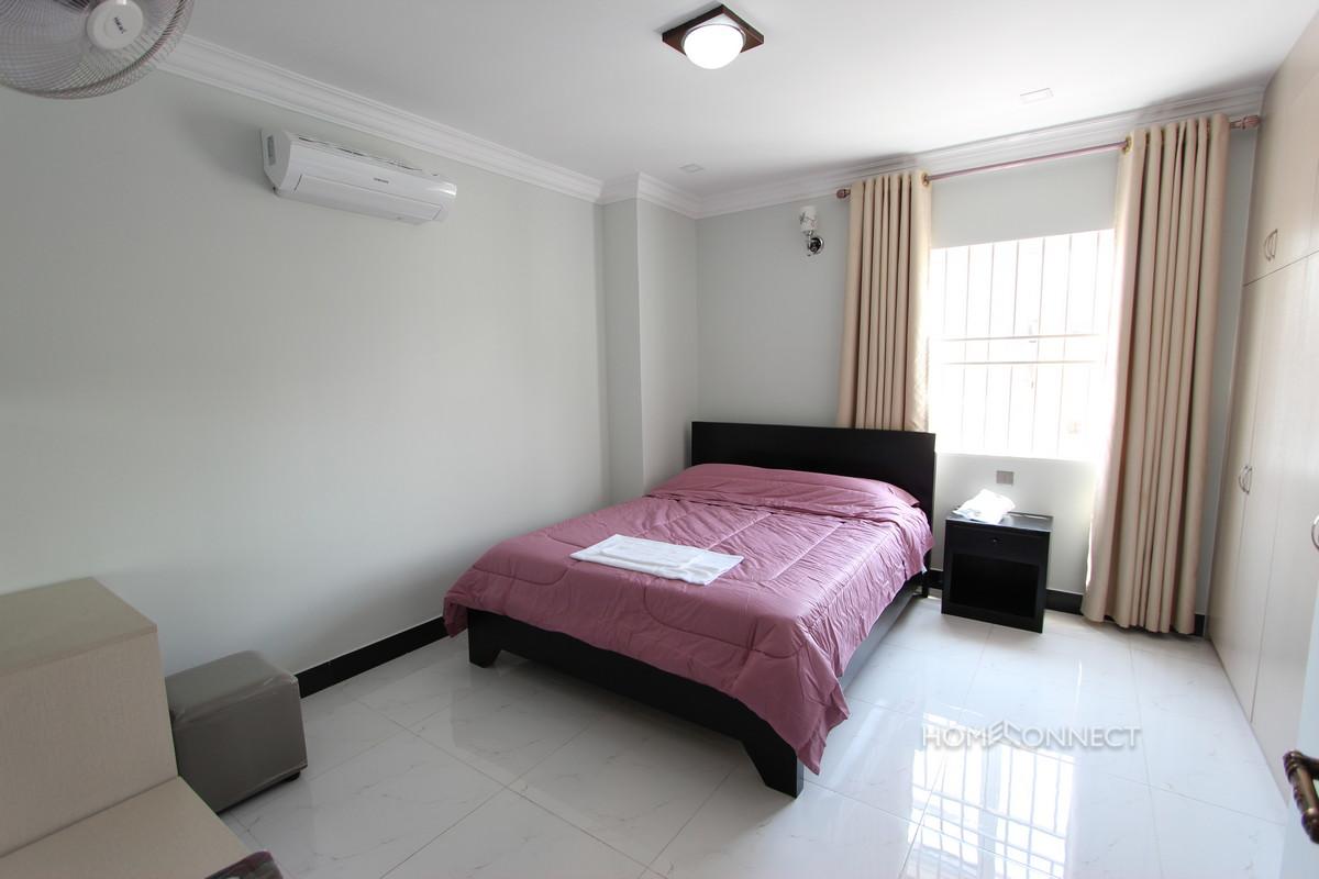 New 2 Bedroom Western Apartment Located In BKK2 | Phnom Penh Real Estate