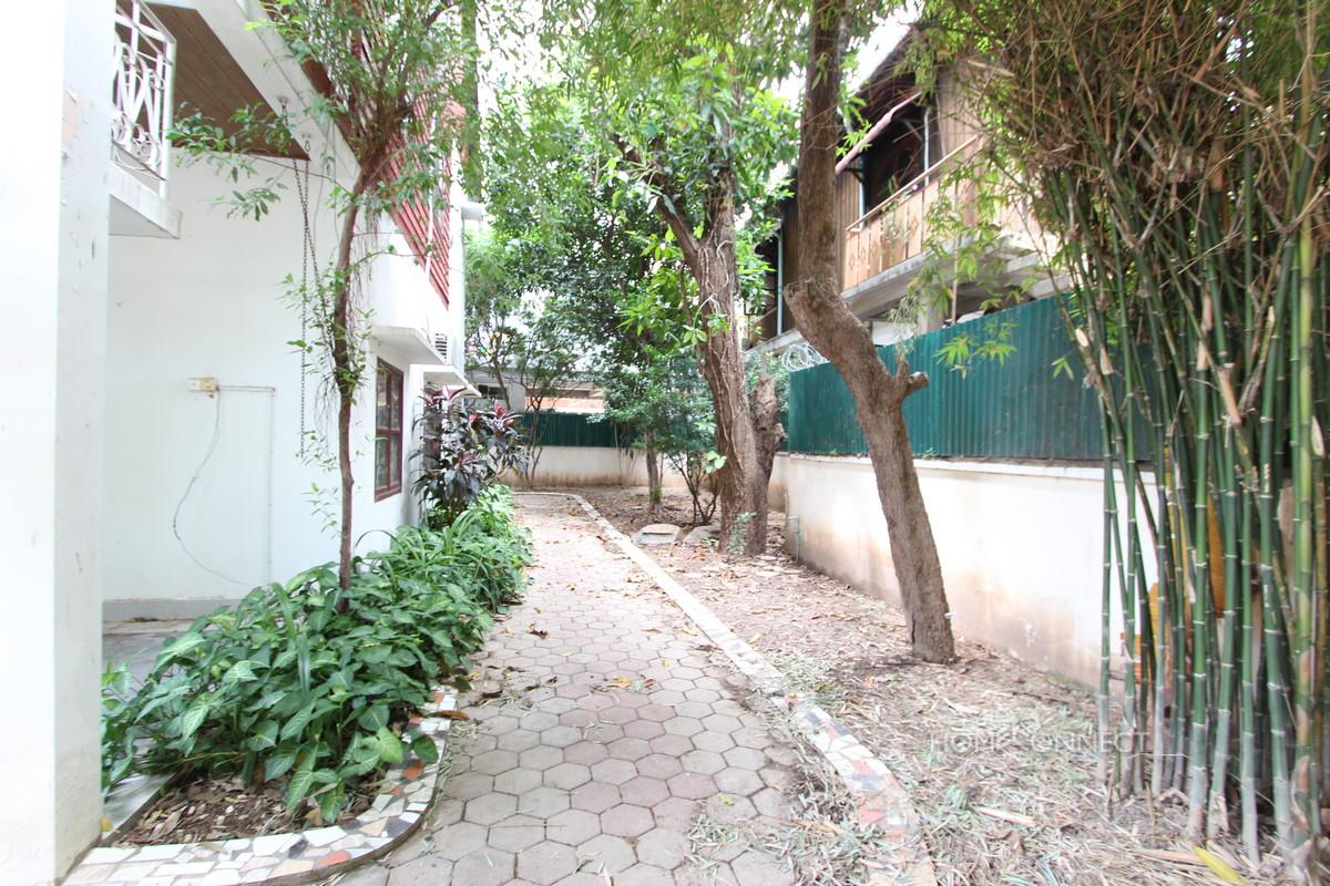 Central Quiet 3 Bedroom Villa in Tonle Bassac | Phnom Penh Real Estate