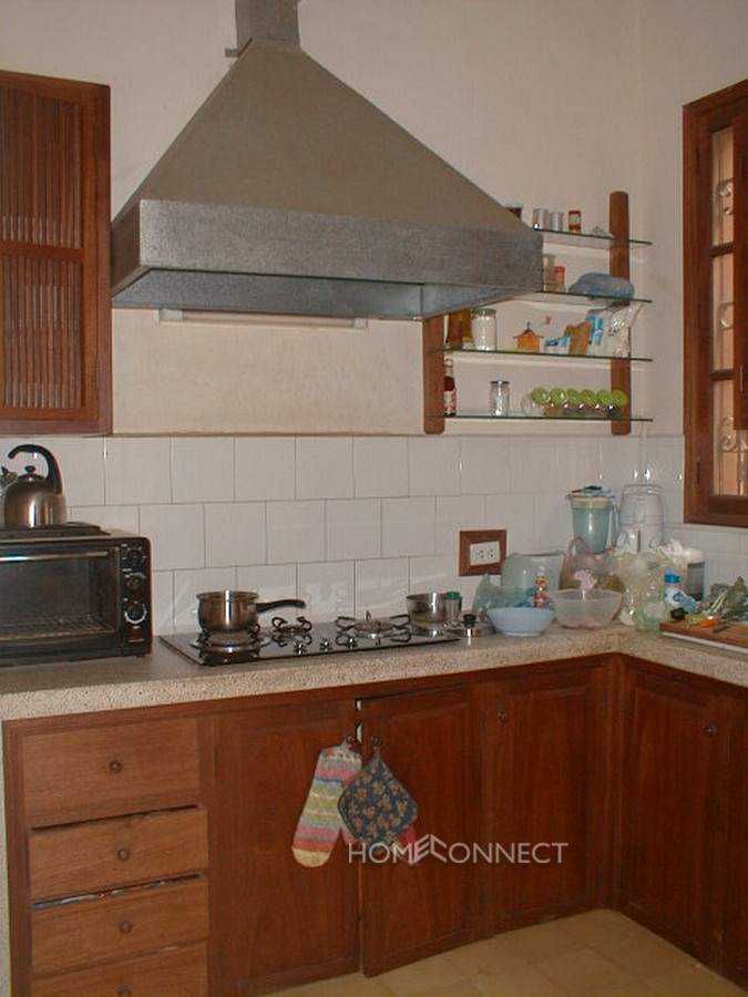 French Colonial Villa With 3 Bedrooms Near Aeon Mall | Phnom Penh Real Estate