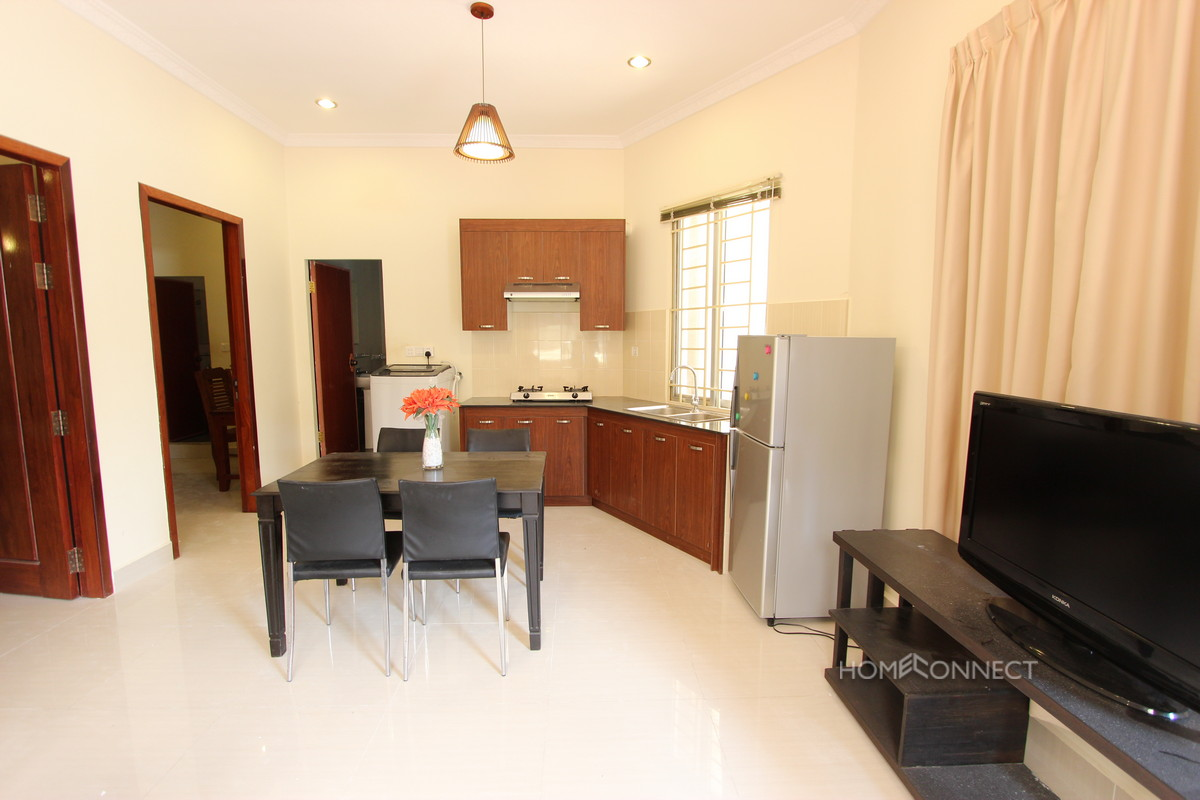 Good Sized 2 Bedroom Apartment Behind The Royal Palace | Phnom Penh Real Estate