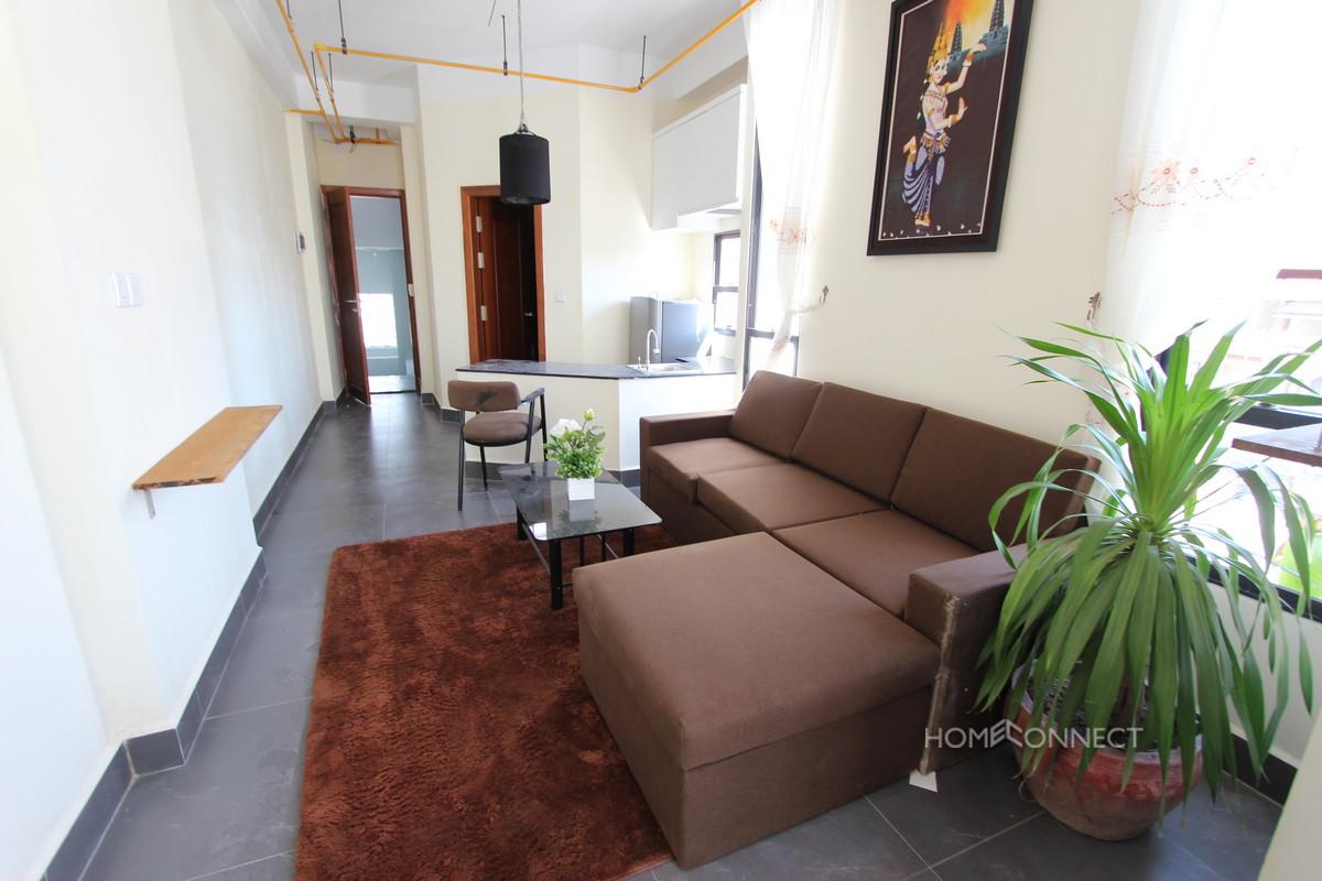 New Studio Apartment in Tonle Bassac | Phnom Penh Real Estate