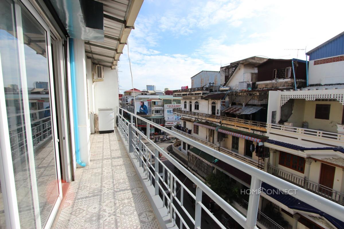Huge Terrace 3 Bedroom Western Apartment in 7 Makara   Phnom Penh Real Estate