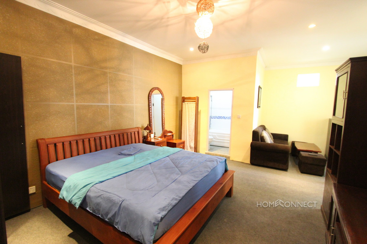 Studio Apartment With Pool & Gym in The Heart Of BKK1 | Phnom Penh Real Estate