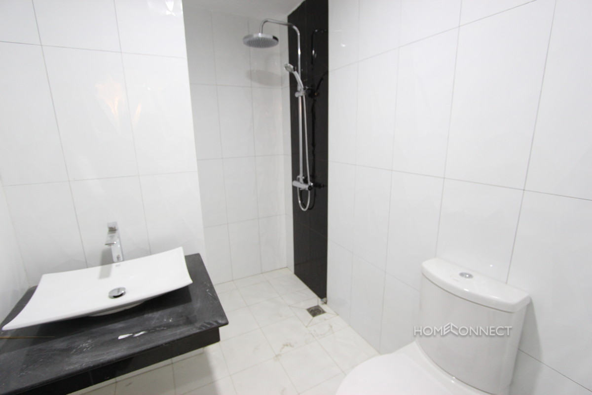 Newly Constructed One Bedroom Apartment in BKK3 | Phnom Penh Real Estate