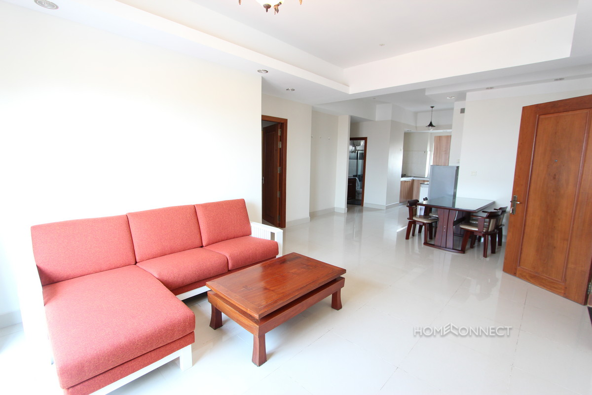 Modern Apartment South of the Russian Market   Phnom Penh Real Estate